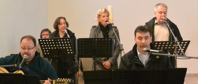Zwischentöne am 16. Dezember 2012 in St. Patrokli, Dortmund