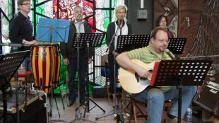 Gottesdienst zum 50. Jubiläum von St. Altfrid